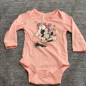 Baby Girl's Disney Bodysuit 6-9mo